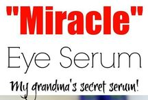 Eye Serum for wrinkles