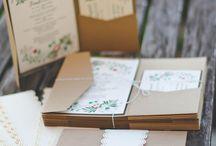 Invitaciones / Invitaciones de bodas, tarjetones y mucho más