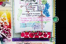 Art Journal: My Faith