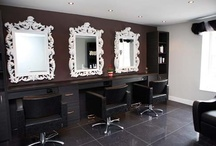 Salon ideas / by Kate Mertes