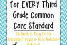 3rd grade  / by Jennifer Wilhoit