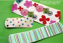 washi, masking tape / cinta japonesa