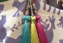 Tassels / Beautiful things to make using tassels