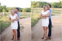 Capture Style / Fashion inspiration for couples planning their engagement session.