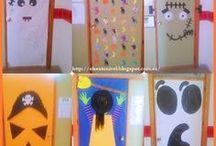 puertas decoradas