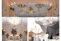 Dekorasi & Lighting Pernikahan di Jakarta / Kumpulan foto inspirasi vendor dekorasi & lighting pernikahan di Jakarta