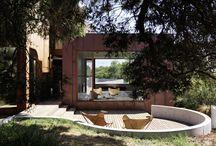 Exterior • Courtyards • Balconies