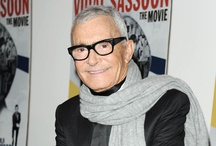 The iconic Vidal Sassoon / Hair icon Vidal Sassoon has died in Los Angeles at age 84. Our story: kp.cc/JfmnIZ / by KPCC Radio