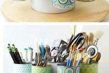 DIY / Decoration, Inspiration, Home