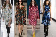 Fashion Week | A/W '15/16 / Las tendencias de la moda otoño/invierno que usaremos en 2016, vistas en las pasarelas de los Fashion Week de New York, Londres, Milán, Madrid y París.