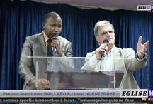 Prédication Jean Louis Gaillard