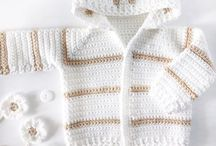Suéteres para bebê