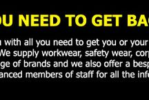 Workwear / Workwear Wardrobe are the leading suppliers of workwear, cheap trousers, mens work trousers, hi vis clothing, safety boots, personalised clothing, anti static workwear, personalised workwear, safety wear, ppe, shoes, boots, trousers, tunics,  tools and equipment, etc.