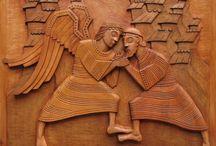 Combat de Jacob avec l'ange