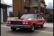 CHEVY CHEVELLE / by John Maguire