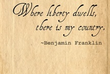 {founding fathers} / ...All About Life, Liberty and the pursuit of Happiness...