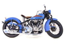 Pre 50s American Iron / Motorcycles from back in the day....