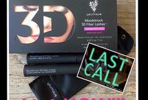 Younique 3D+ / The NEW 3D+ Fiber Lash Mascara