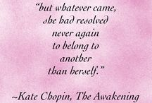 Kate Chopin / Kate Chopin, born Katherine O'Flaherty, was a U.S. author of short stories and novels.