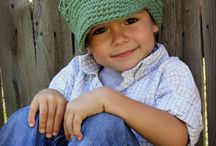 Crochet boy