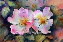 Watercolor ~ Flowers
