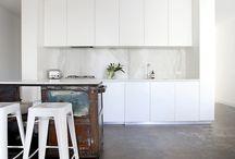 Inspirations: White & Grey Interiors
