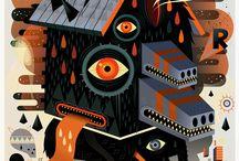 Design & posters  / by Sofia Restrepo