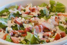 Salads / by Jessica Britt