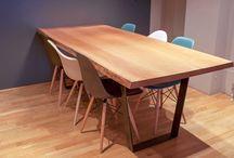 Verona Table / Wooden table.