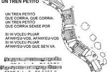 JOCS DE FALDA I DE PARAR / Cançonetes i jocs de falda i de parar per fer amb els més petits, a casa i a l'escola