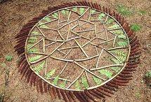 Nature Installation ideas