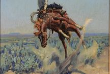 Ranch Life / All about ranching and ranches; and cowboys and horses and...