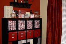 Organization & Clever Ideas / Yes I seriously need to get organized.  Storing all great ideas here for inspiration!