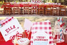 Party: Strawberry Patch