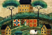 Folk Art Ideas