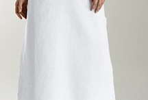 Long Spring Skirts