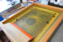 Screen Printing Advice / General screen and silk screening tips from around the internet.