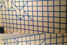 pared y pintura