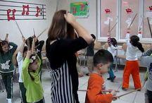 zenei nevelés