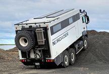 Ciężarówki exoedycje