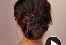 peinados videos