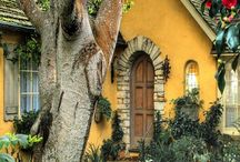 Beautiful Home Architecture / by Christine S