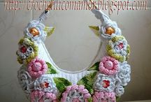 crochet patterns / by Kimberly Redd