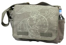 Military Backpacks and Bags / Military style camo backpacks and a variety of mlitary style bags / by James Foster