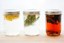 Homemade Soda Syrups / by Shala Kerrigan