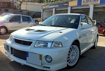 Evolution / Mitsubishi Lancer Evolution VI rs-2   They just don't make them like this anymore! / by Alexandre Pinto