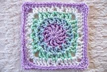 Crochet a block a month in 2015 / new squares to crochet each month