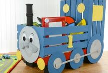 TOMEK I PRZYJCIELE / THOMAS AND FRIENDS