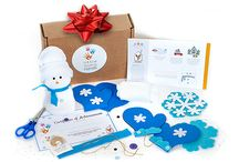 Monthly Craft Kits / Monthly craft kits and activities for kids to show they care and give back to others