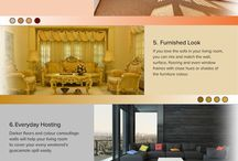 Best Home Painting Infographics And Ideas / Do you love your home? Then get to know amazing home decoration and painting tips and tricks
